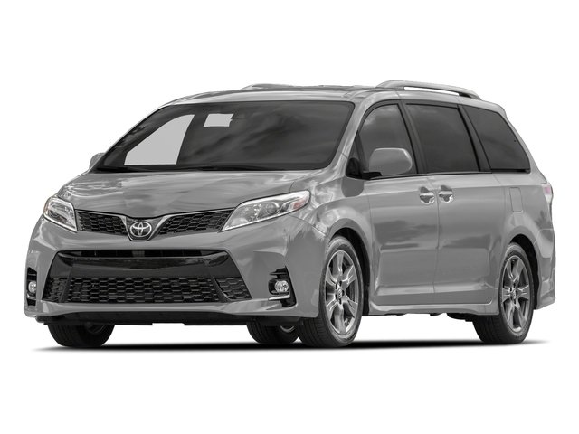2018 Toyota Sienna LE FWD 8-Passenger - 17472889 - 1