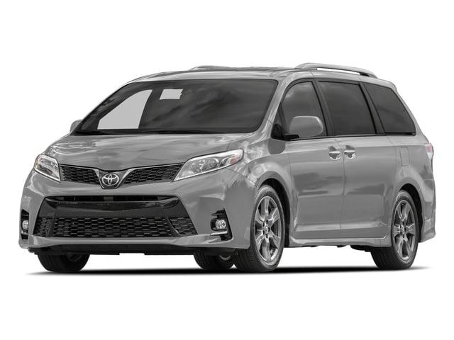 2018 Toyota Sienna LE AWD 7-Passenger - 17400895 - 1