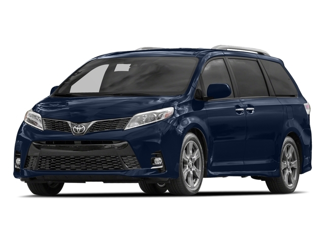 2018 Toyota Sienna LE FWD 8-Passenger - 17209045 - 1