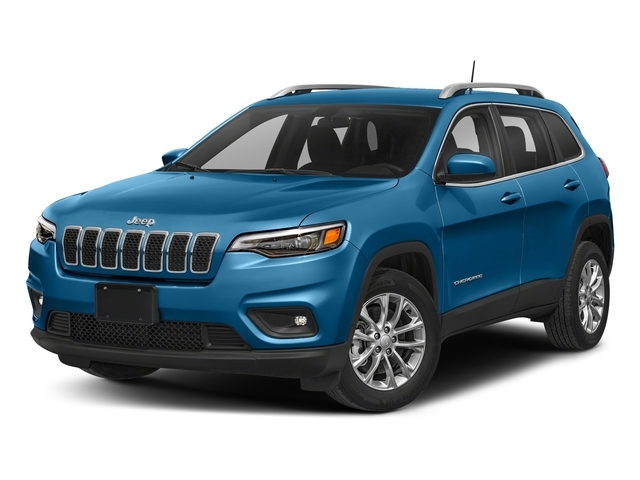 2019 Jeep Cherokee Latitude - 18806601 - 1