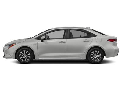 2020 Toyota Corolla Hybrid LE CVT Sedan