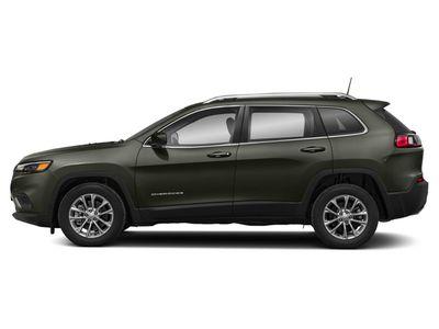 New 2020 Jeep Cherokee Latitude Plus FWD