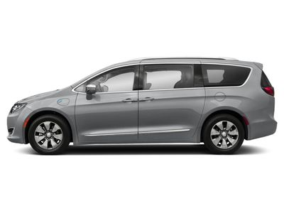 New 2020 Chrysler Pacifica Hybrid Limited FWD