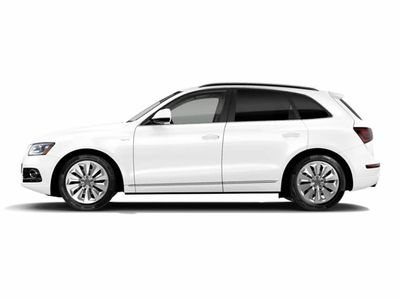 2015 Audi Q5 Hybrid quattro 4dr 2.0T Prestige Hybrid SUV