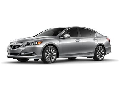 2014 Acura RLX Sport Hybrid Technology Package Technology Package Sedan