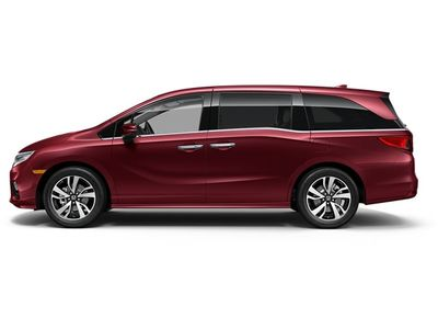 New 2019 Honda Odyssey Elite Automatic Van