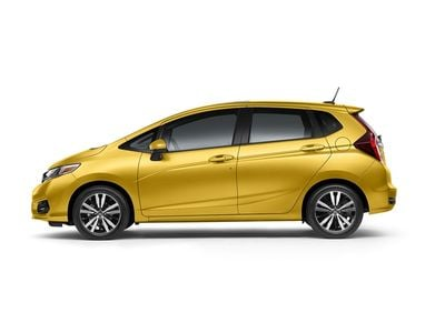 New 2019 Honda Fit EX CVT Sedan