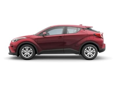 New 2019 Toyota C-HR LE FWD SUV
