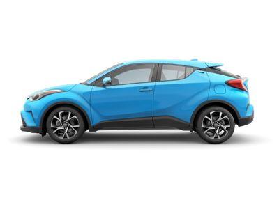 New 2019 Toyota C-HR XLE FWD SUV