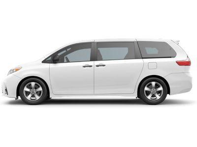 New 2019 Toyota Sienna L FWD 7-Passenger Van