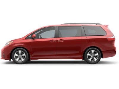 New 2019 Toyota Sienna LE FWD 8-Passenger Van