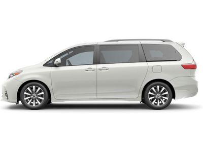 New 2019 Toyota Sienna Limited Premium FWD 7-Passenger