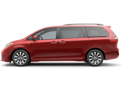 New 2019 Toyota Sienna XLE AWD 7-Passenger Van