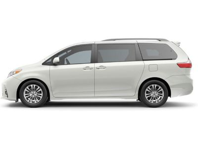 New 2019 Toyota Sienna XLE FWD 8-Passenger Van
