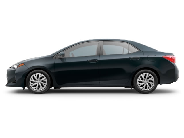2019 Toyota Corolla LE Sedan  (Many to choose at this exact offer)
