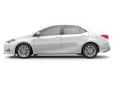 New 2019 Toyota Corolla XLE CVT Sedan