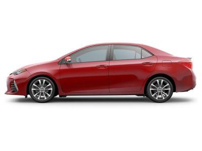 New 2019 Toyota Corolla XSE CVT Sedan