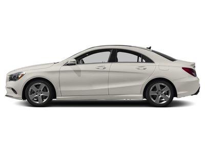 New 2019 Mercedes-Benz CLA CLA 250 Coupe Sedan