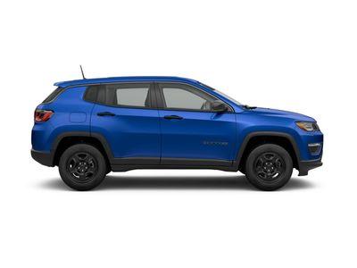 New 2019 Jeep Compass Sport FWD