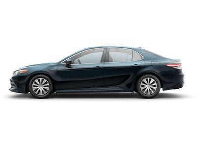 New 2019 Toyota Camry Hybrid LE CVT Sedan