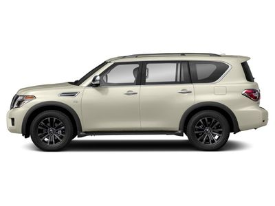 2019 Nissan Armada 4x4 Platinum SUV - Click to see full-size photo viewer