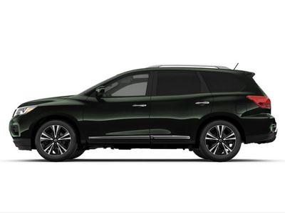 New 2019 Nissan Pathfinder 4x4 Platinum SUV