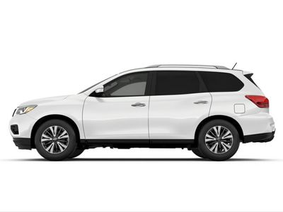 New 2019 Nissan Pathfinder 4DR SL AWD