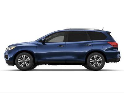 New 2019 Nissan Pathfinder 4DR SV AWD