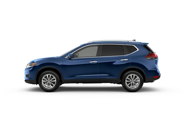 Certified Pre-Owned 2019 Nissan Rogue AWD SV
