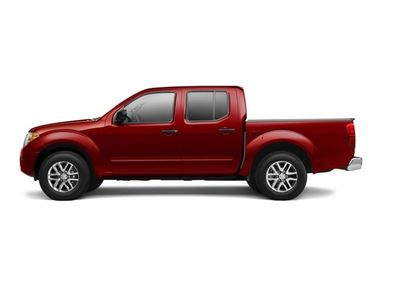 New 2019 Nissan Frontier Crew Cab 4x4 SV Automatic Truck