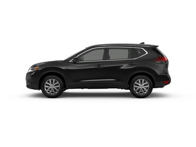New 2019 Nissan Rogue 4DR SUV FWD S