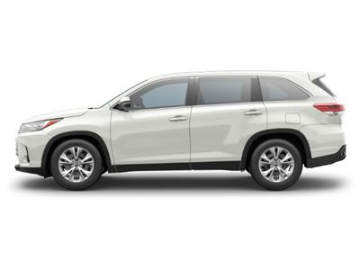New 2019 Toyota Highlander LE I4 FWD SUV