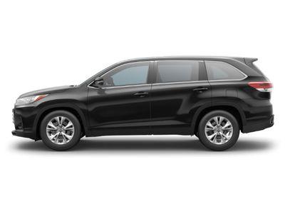 New 2019 Toyota Highlander LE V6 AWD SUV