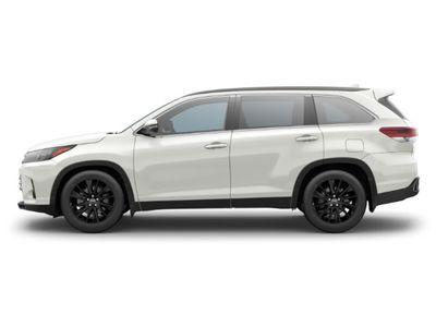 New 2019 Toyota Highlander SE V6 AWD SUV