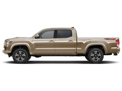 New 2019 Toyota Tacoma 4WD TRD Sport Double Cab 6' Bed V6 AT Truck