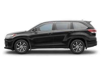 New 2019 Toyota Highlander XLE V6 AWD SUV