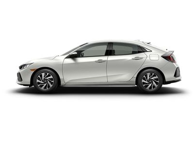 New 2019 Honda Civic Hatchback LX CVT Sedan