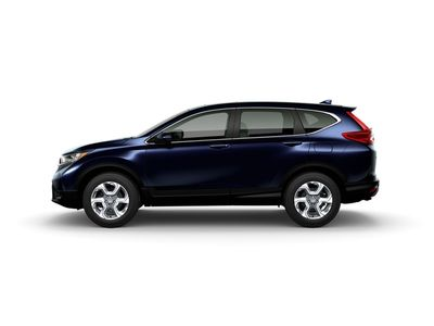 New 2019 Honda CR-V EX-L AWD SUV