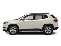 New 2017 Jeep Compass MP Limited