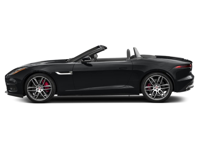 2020 Jaguar F-TYPE Convertible Automatic R-Dynamic AWD - 18771588 - 0