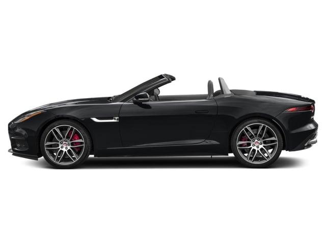 2020 Jaguar F-TYPE Convertible Automatic R-Dynamic AWD - 19000982 - 0