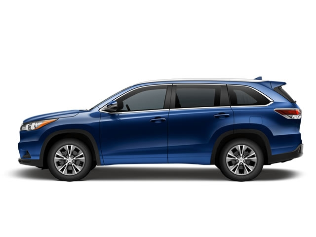 2015 Toyota Highlander AWD XLE w/ Navigation - Leather - Roof - 3rd Seat - 17420698 - 0