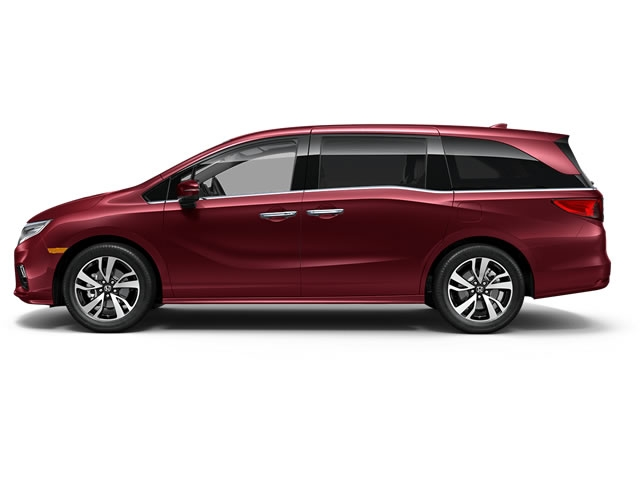 2019 Used Honda Odyssey Elite Automatic at Honda Mall of