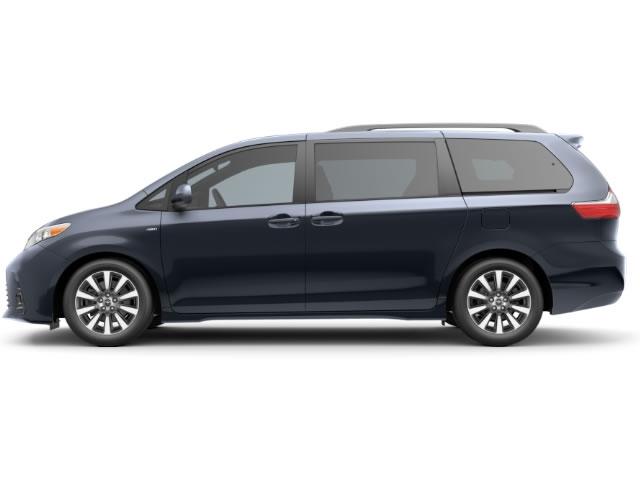 2019 Toyota Sienna LE AWD 7-Passenger - 18507624 - 0