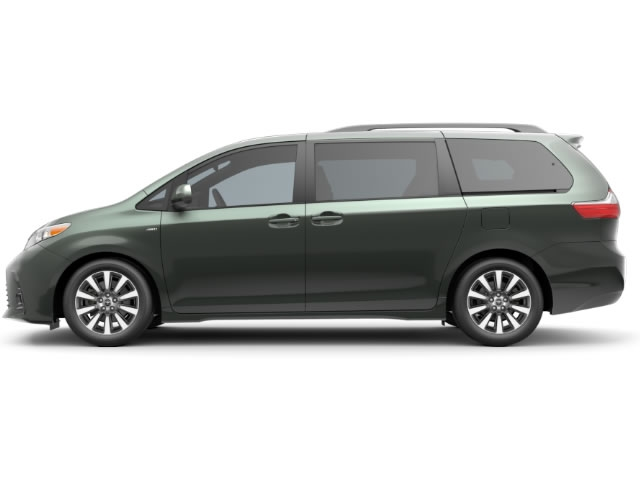 2019 Toyota Sienna Limited AWD 7-Passenger - 18310204 - 0