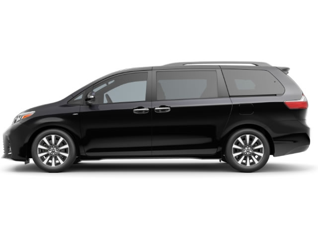 2019 Toyota Sienna Limited Premium AWD 7-Passenger - 18888167 - 0
