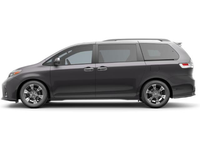 2019 Toyota Sienna SE AWD 7-Passenger - 18251929 - 0