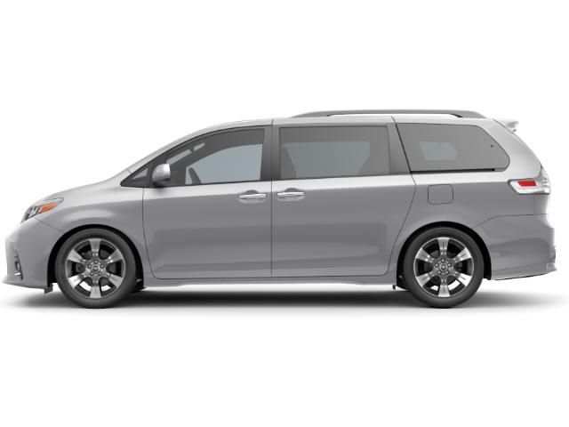 2019 Toyota Sienna SE FWD 8-Passenger - 18821639 - 0