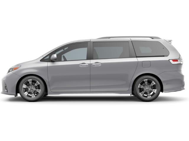 2019 Toyota Sienna SE AWD 7-Passenger - 18397206 - 0