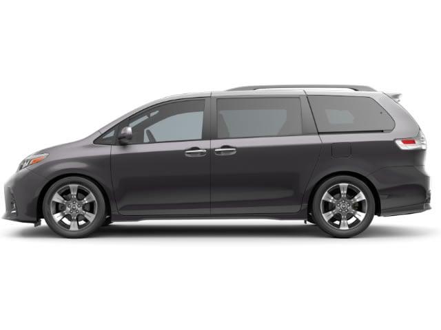 2019 Toyota Sienna SE Premium FWD 8-Passenger - 18572709 - 0